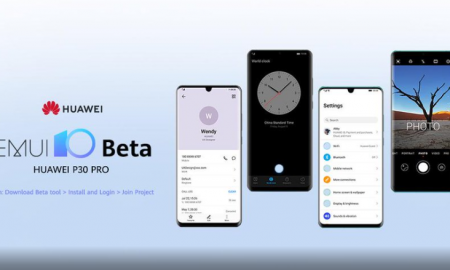 EMUI 10 public beta update
