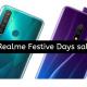 Realme Festive Days sale