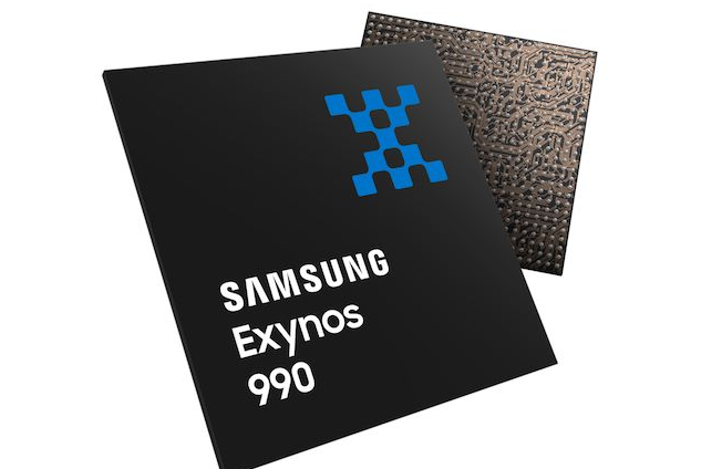 Samsung Announces Exynos 990