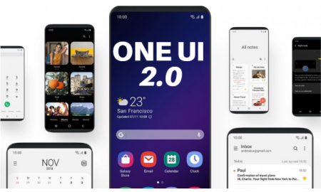 Samsung OneUI 2.0