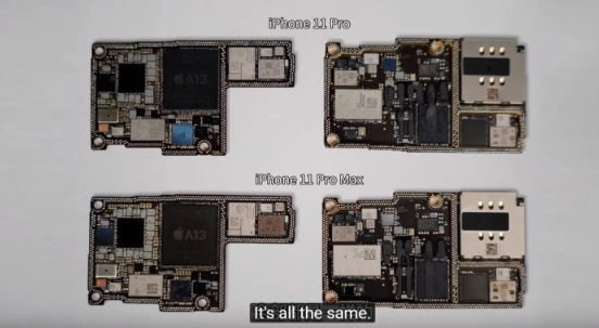 iphone 11 pro to pro max