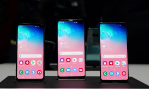 Galaxy S10 devices