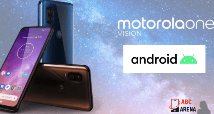 Moto One Vision gets Android 10