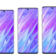 Samsung Galaxy S11 series early renders by Benjanim Geskin