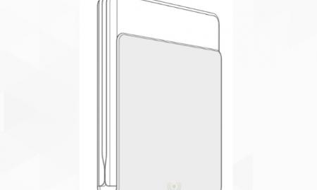 huawei flip patent