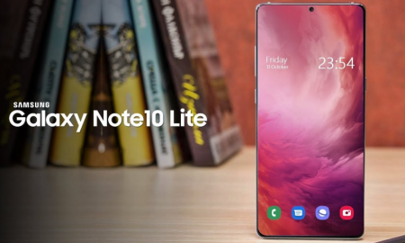 note 10 lite youtube