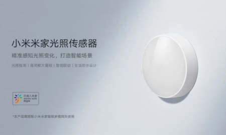 Xiaomi Mijia automatic smart light