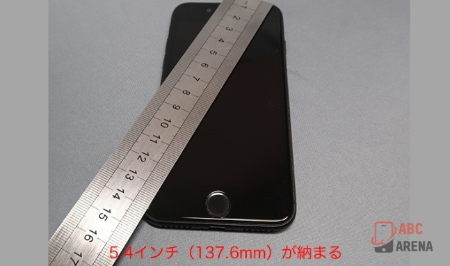 5.4-inch iPhone
