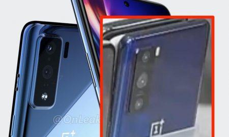 OnePlus 8 Lite render