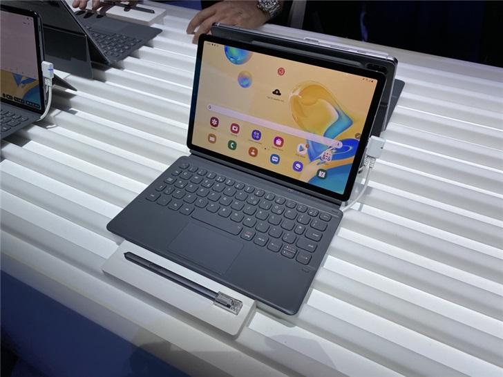 Samsung Galaxy Tab S6 5G image