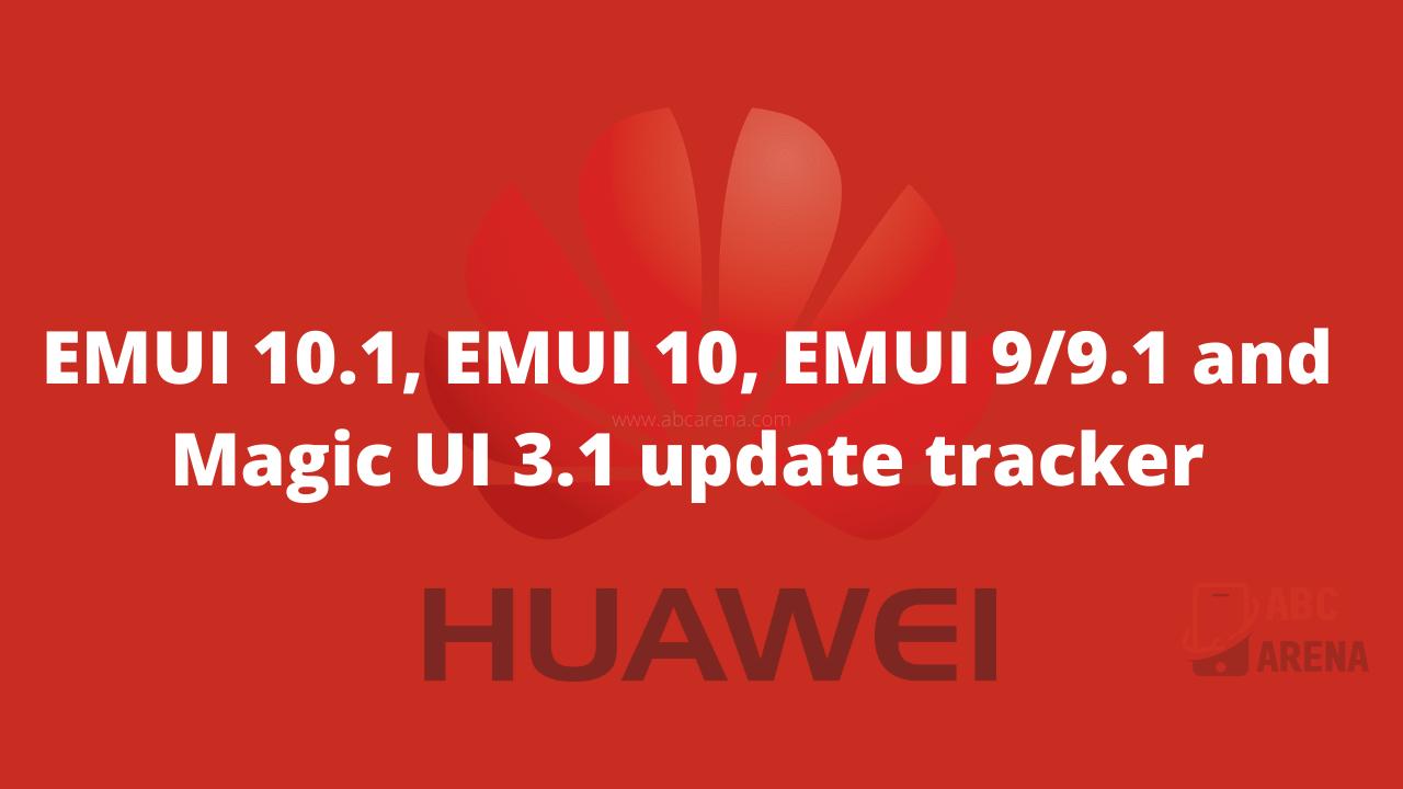 November 2020 update tracker